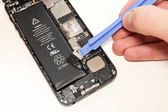 خرید باتری اصل آیفون 5 با گارانتی تست و تعویض