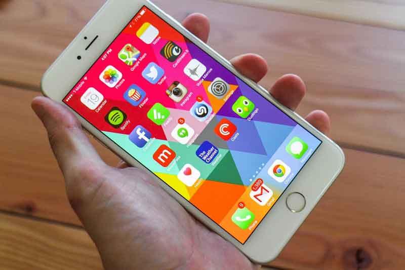 باتری گوشی آیفون 6 پلاس iphone 6 plus-خرید و قیمت