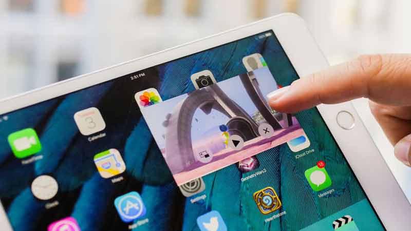 خرید تاچ آیپد 4 iPad با گارانتی تست و تعویض