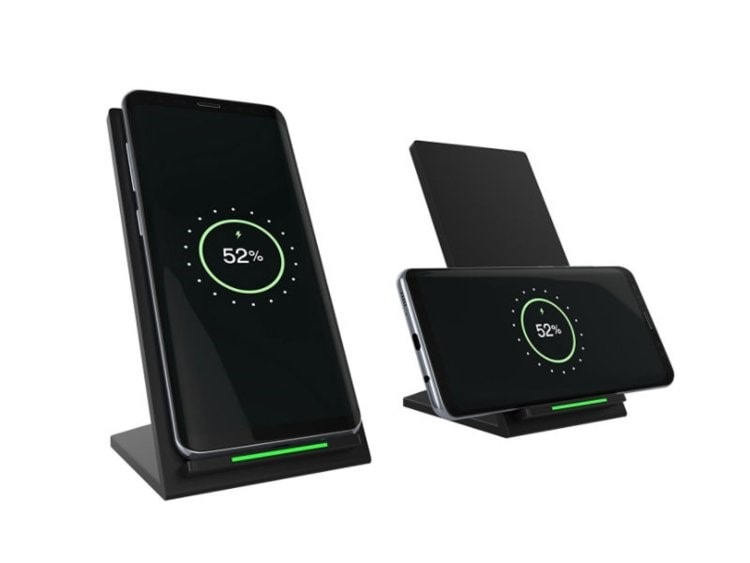 TechMatte Wireless Charging Stand