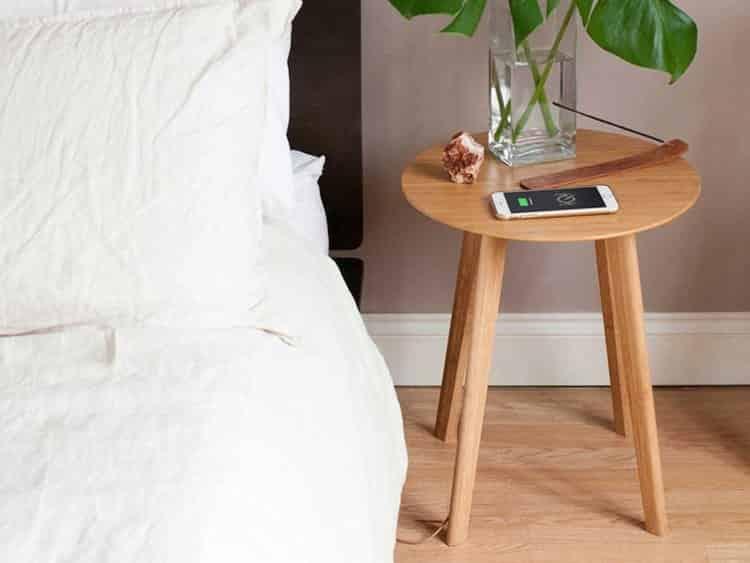 Fonesalesman FurniQi wireless charging table