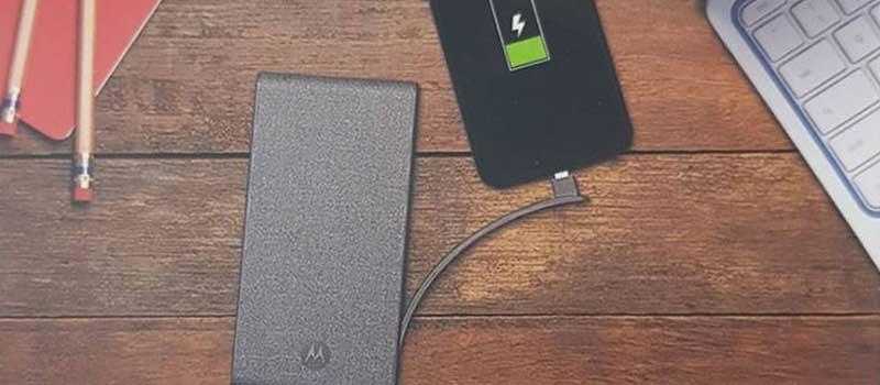Motorola Power Pack Slim 5100mAh