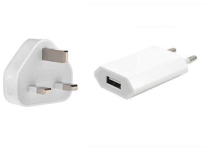 تفاوت شارژر های دو پین و سه پین اپل