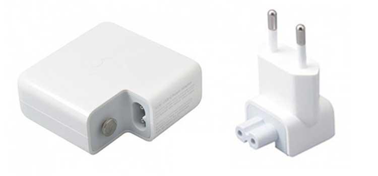 آداپتور شارژر اپل 61 ولت Apple A1718