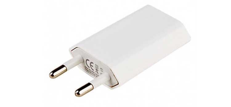 اداپتور شارژر اورجینال اپل Apple MD813