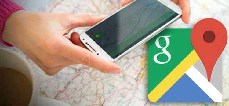 باتری گگوشی و ارتباط آن با گوگل مپ و gps