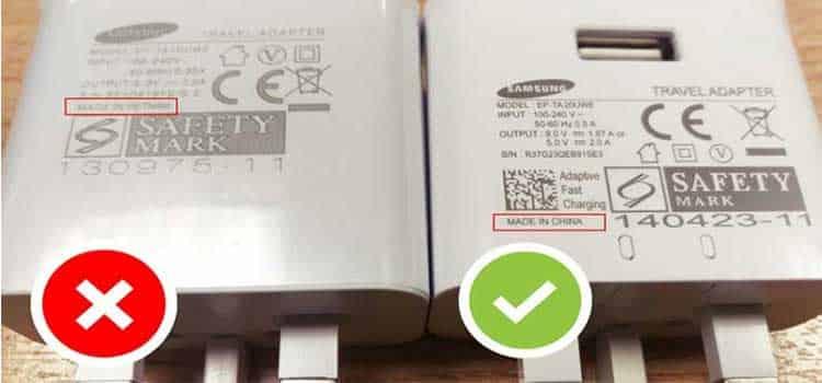 استفاده از شارژر های کپی یا دیگری به باتری گوشی موبایل آسیب میزند؟