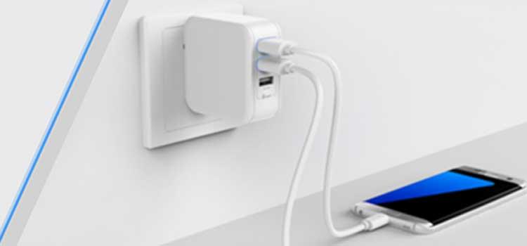 انواع شارژر های دیواری