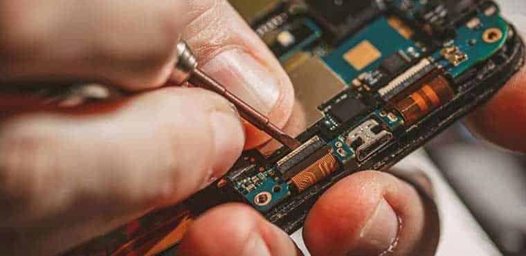 تعمیرات تلفن همراه