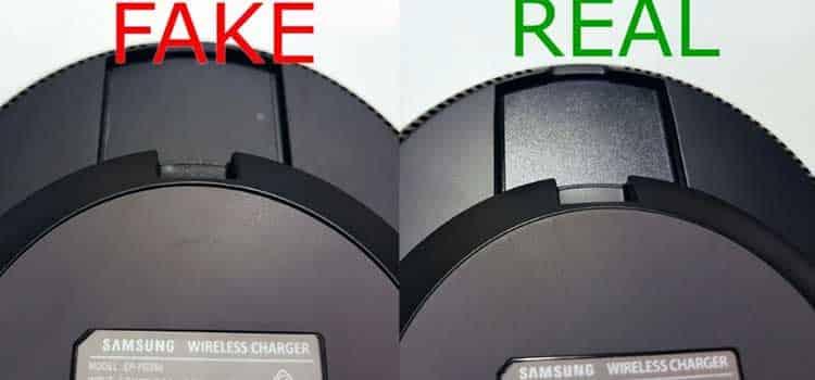 به کیفیت لولای تبدیل پد شارژر به شارژر ایستاده وایرلس توجه کنید