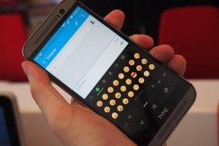 هنگ کردن گوشی موبایل اچ تی سی HTC