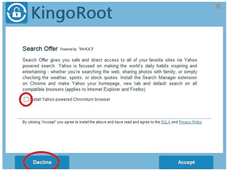 آموزش روت کردن گوشی های اندرویدی با نرم افزار kingo root