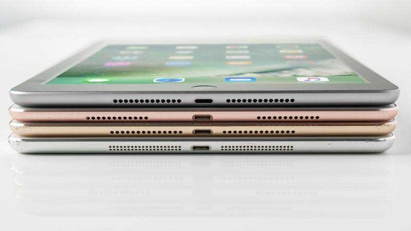 نقد و بررسی تبلت اپل آیپد apple ipad 9.7 اینچ سال 2017
