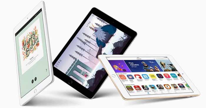 تست سرعت تبلت اپل آیپد 9.7 جدید