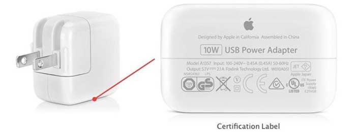 شارژر 10W اپل را برای شارژ کدام محصولات اپل می توان استفاده کرد؟