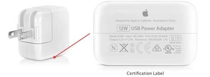 شارژر 12w اپل برای شارژ کدام دستگاه های اپل مناسب است؟