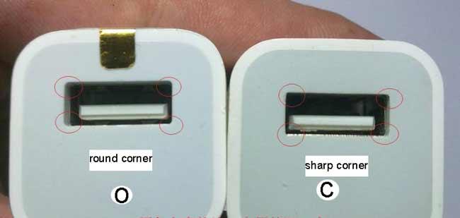 10 راه برای تشخیص شارژر تقلبی از اصل آیفون