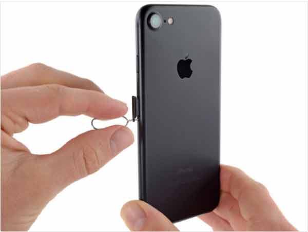 آموزش تعویض سوکت شارژ iphone 7