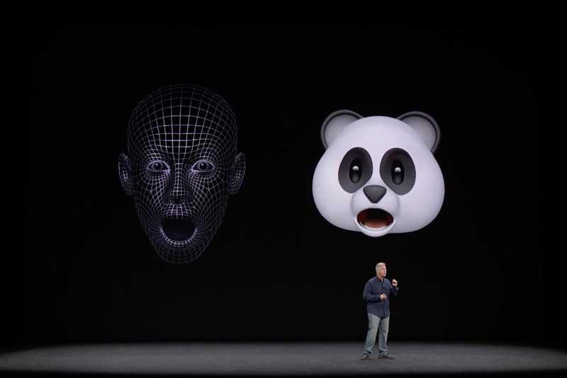 ایموجی های انیمیشنی آیفون با تکنولوژی اپل فیس آیدی