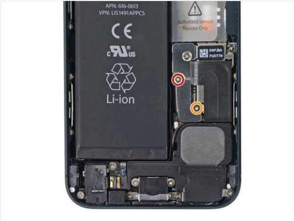 خرید باتری آیفون 5