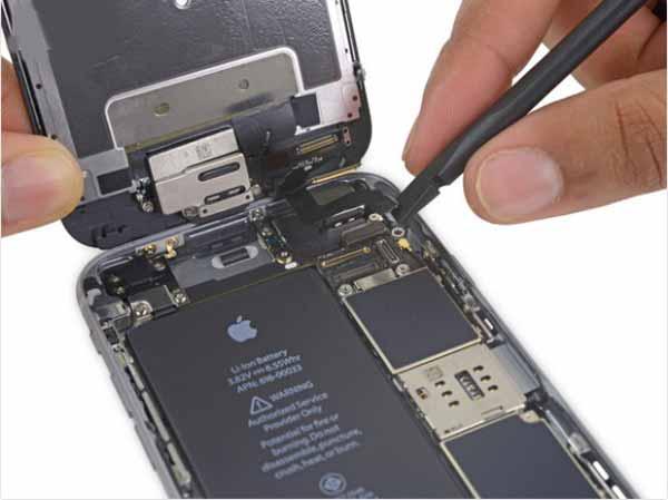 آموزش تعویض باتری آیفون 6 اس به همراه لینک خرید