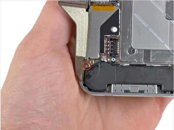 آموزش مرحله به مرحله تعویض تاچ ال سی دی iphone 4