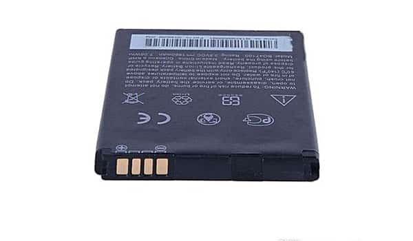 مشخصات باتری گوشی موبایل اچ تی سی HTC ONE SV