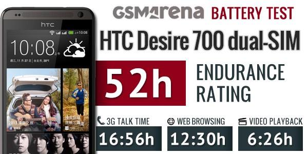 مشخصات باتری desire 700