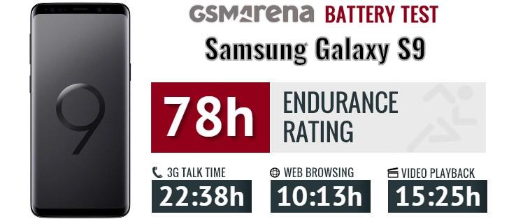 مشخصات باتری Samsung Galaxy S9